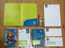 bunscoil-stationery